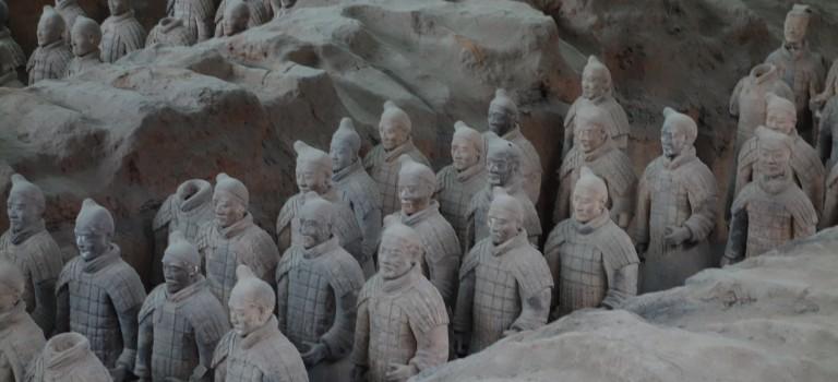 Voyage dans l'empire du milieu à Xi'an