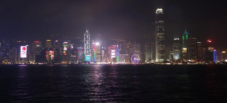 Un Noël inoubliable à Hong Kong