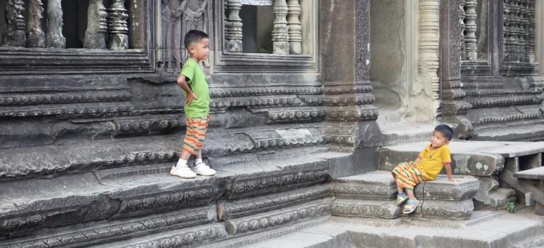 Il était Angkor une fois