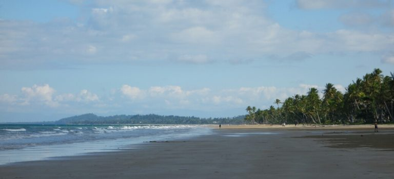 Etape 1: la région de Cairns