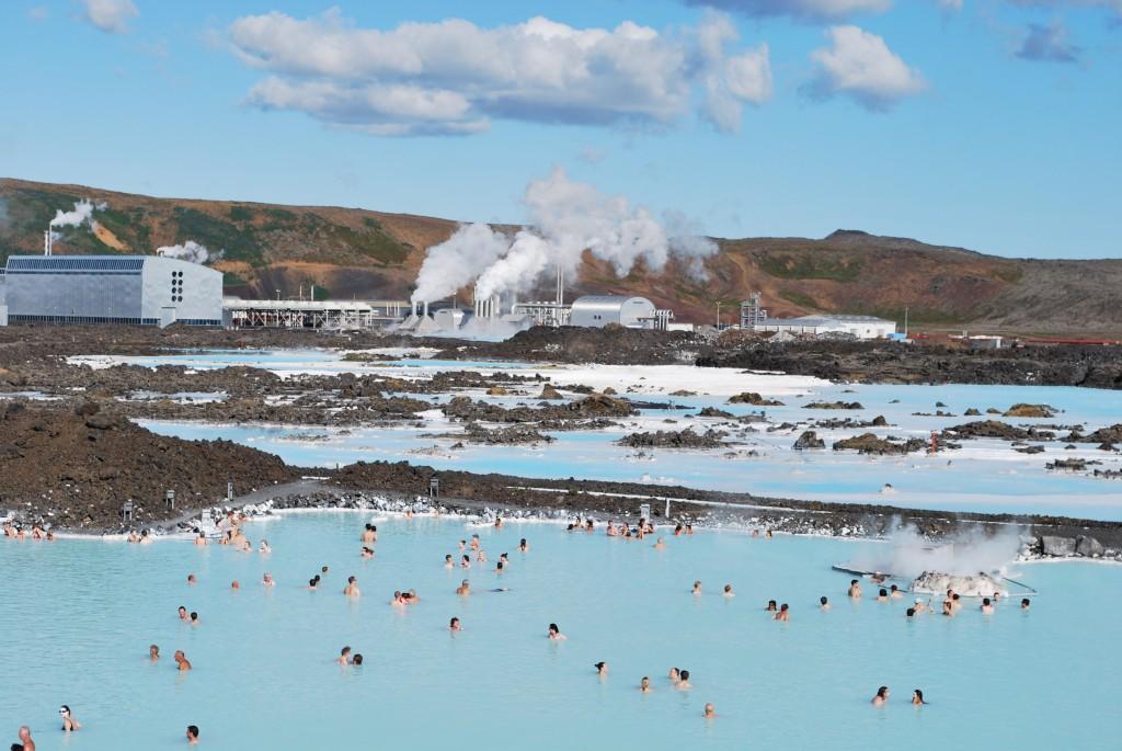 Le complexe du Blue Lagoon