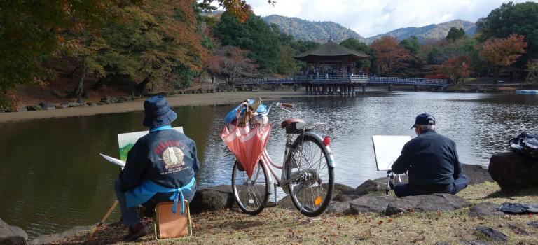 Escapade dans le Kansai