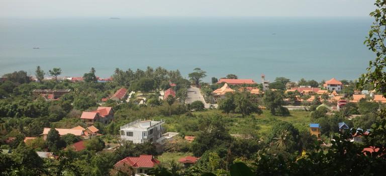 Le littoral Cambodgien: Kampot et Kep