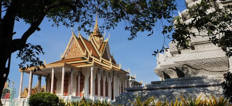 Phnom Penh: nouvelle aventure