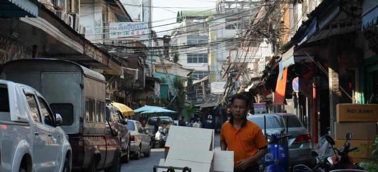 Bangkok tout en modernité