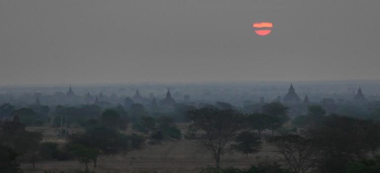 Coup de coeur pour Bagan