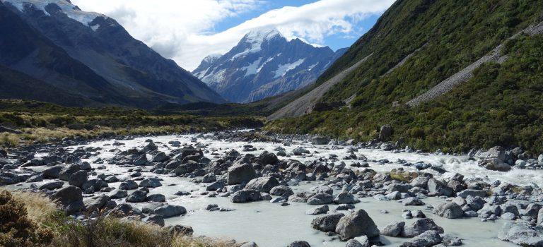 Le géant du Mont Cook