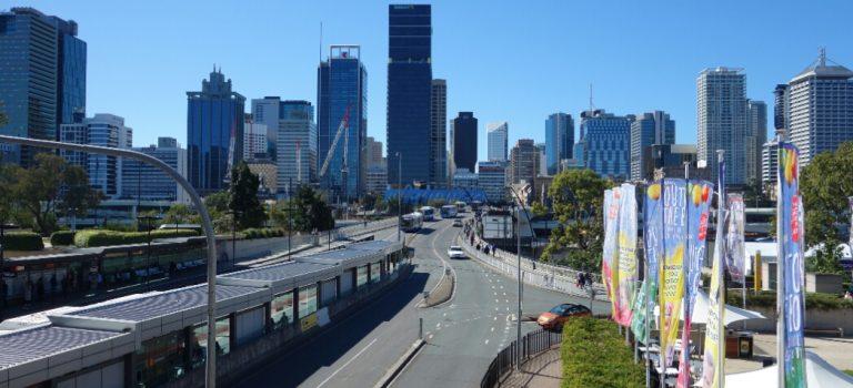 Etape 6 : Brisbane